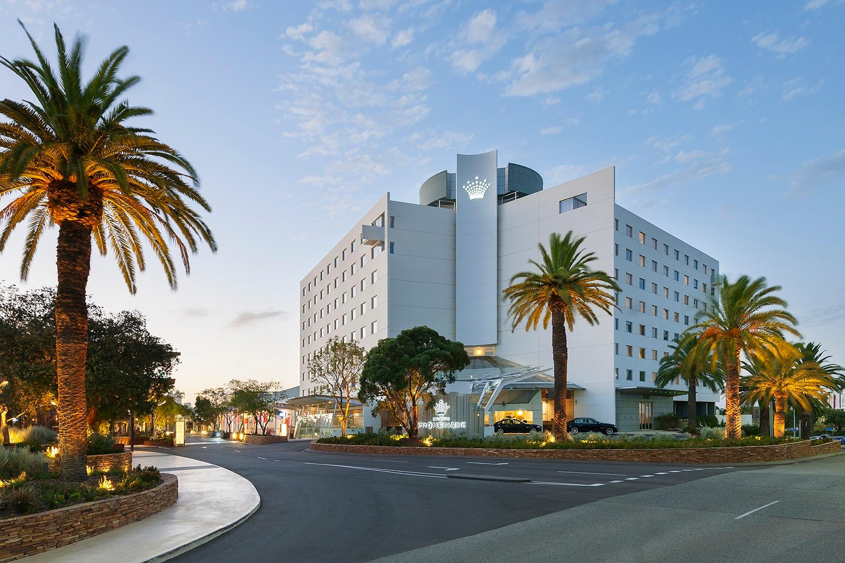Crown Perth Check In Time